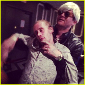 Macaulay Culkin Is Not Dead, Parodies His Internet Death Hoax with Funny Pics