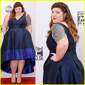 Mary Lambert Reveals All Her Secrets at American Music Awards 2014!