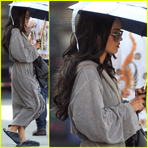 Megan Fox Takes Cover On Set of 'Zeroville' in L.A!