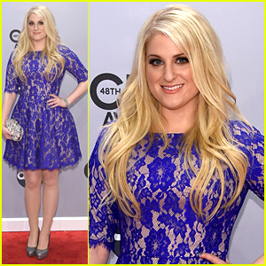 Meghan Trainor To Perform 'All About That Bass' At CMA Awards 2014