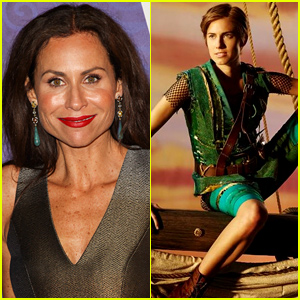 Minnie Driver Joins 'Peter Pan Live!' in Two Special Roles!