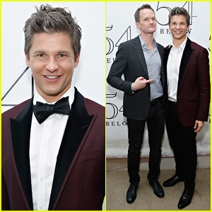 Neil Patrick Harris Supports Hubby David Burtka At His 54 Below Cabaret Debut!