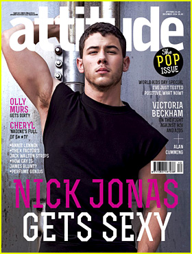 Nick Jonas Says 'Sex is Such an Important Part of a Healthy Life'