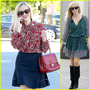 Reese Witherspoon Was Inspired By Tina Fey's 'Bossypants'