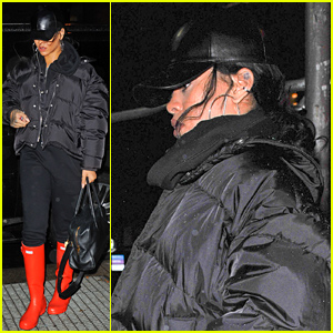 Rihanna Heads Back to the Studio After Giving Us a Taste Of Her New Music!