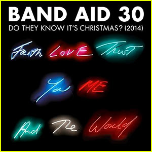 Band Aid 30 Song Brings Together One Direction, Chris Martin, Rita Ora & More - JJ Music Monday!