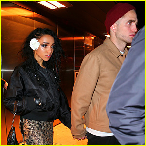 Robert Pattinson & FKA twigs Hold Hands After Her Sold-Out Concert in New York City