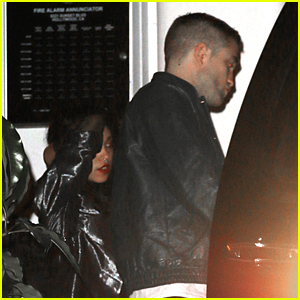 Robert Pattinson & FKA twigs Spend Time at Chateau Marmont After He Shamelessly Grabbed Her Butt!