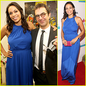 Rosario Dawson Helps Honor 'Captive' Director Atom Egoyan at Los Cabos Film Festival