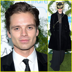 Sebastian Stan & Margarita Levieva Find Wonderland at UNICEF Ball