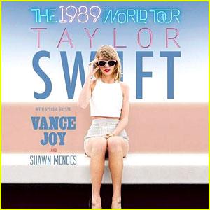 Taylor Swift Announces '1989' World Tour Dates & Ticket Info!
