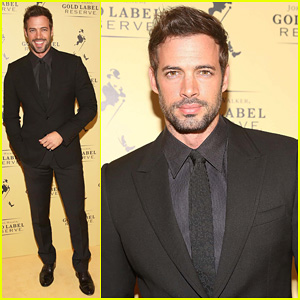 William Levy Is Smokin' Hot at New Gold Standard of Celebration!