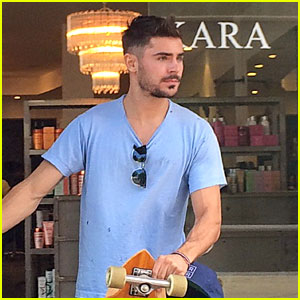 Zac Efron Short Hair New Years Eve Khloe Kardashian's Bea...