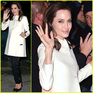 Angelina Jolie's Hubby Brad Pitt Bonded with Jack O'Connell's Mom Over Dinner