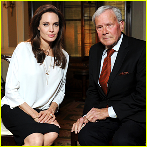 See a Preview of Angelina Jolie's NBC Special for 'Unbroken'!