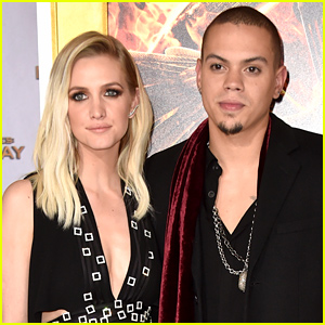 Ashlee Simpson Is Pregnant, Expecting Baby with Evan Ross!