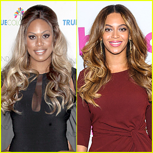 Beyonce Sends Out the Best Holiday Cards Ever, Ask Laverne Cox!