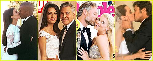 Just Jared's Celebrity Wedding Recap of 2014