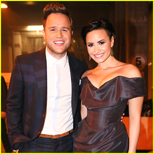 Demi Lovato & Olly Murs Have No Where To Go But 'Up' at X Factor UK Finals