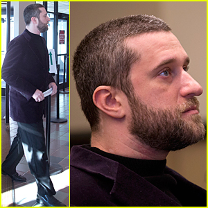 Dustin Diamond Released From Jail After Posting Bail For Stabbing Arrest