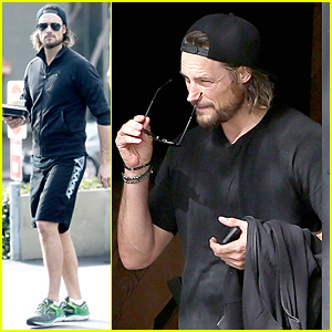 Gabriel Aubry Uses Boxing as Stress Reliever After Legal Drama With Halle Berry