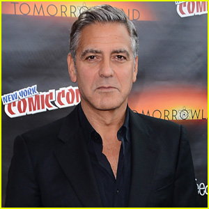 George Clooney Reveals He Tried & Failed to Rally