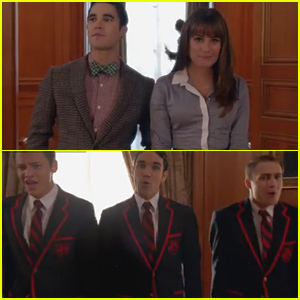 Glee's New Warblers Perform Ed Sheeran's 'Sing' - Watch Now!