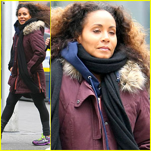 Jada Pinkett Smith Shows Some Love for Her Daughter Willow's Friend