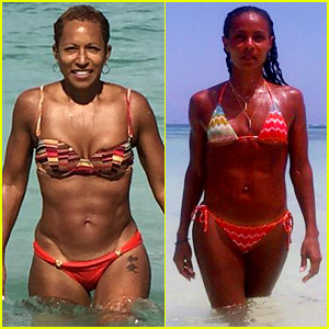 Jada Pinkett-Smith's Mom Adrienne, 61, Might Have the Hottest Bikini Body Ever - See the Impressive Photo!