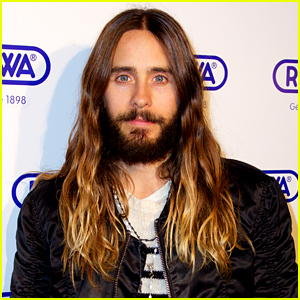 Jared Leto Teases Haircut Plans for 2015 With an Old Photo | Jared.