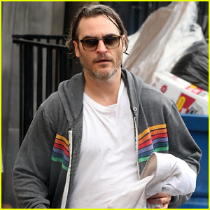 Joaquin Phoenix Opens Up About Briefly Growing Up In A Children of God Religious Group