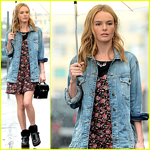 Kate Bosworth is Designing Shoes For Everyday Wear - Find Out When They Will Launch!