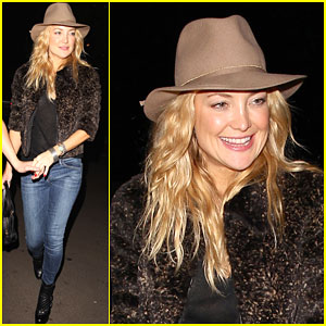 Kate Hudson Channels Her Inner Cowgirl For a Night Out After Casting News Announced