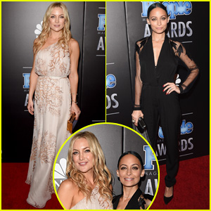 Kate Hudson Rocks First Red Carpet Since Matt Bellamy Split