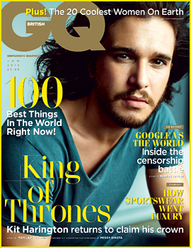 Kit Harington Is Not Allowed to Cut His Hair for 'Game of Thrones'