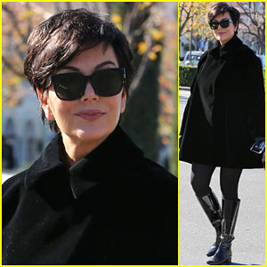 Kris Jenner Let Bruce Come to Her Christmas Party After Divorce