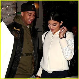 Kylie Jenner Has a Date Night with Rumored Beau Tyga