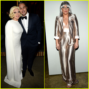 Lady Gaga & Taylor Kinney Look Like a Picture Perfect Couple at the Kennedy Center Honors 2014!