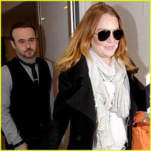 Lindsay Lohan assistant