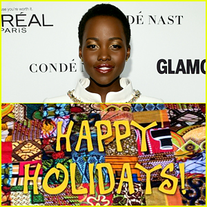 Lupita Nyong'o Writes a Poem to Reflect on Her Amazing Year