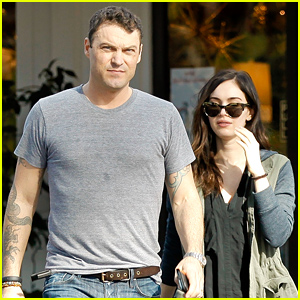 Megan Fox & Brian Austin Green Go on a Breakfast Date Without The Kids!