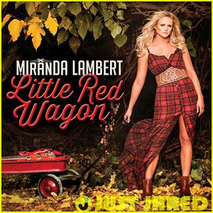 Miranda Lambert's 'Little Red Wagon' Single Artwork Revealed (Exclusive)