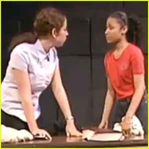 This Clip Shows Nicki Minaj Stealing the Acting Spotlight in High School