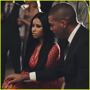 Nicki Minaj Is Emotionally & Physically Hurt From Her Breakup in 'Pinkprint' Film - Watch Now!
