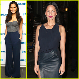 Olivia Munn Imitates Her Mom's Asian Accent & It's Hilarious - Watch Now!