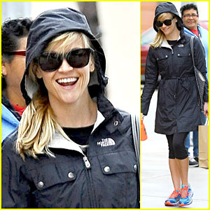 Can Reese Witherspoon Survive in the Wild After Filming Her New Movie?