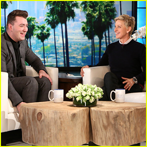 Sam Smith Talks to Ellen DeGeneres About His Sexuality & 'Trying to Figure Everything Out'