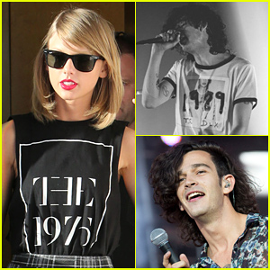 Taylor Swift & The 1975's Matt Healy Heat Up Dating Rumors - Here's What We Know!