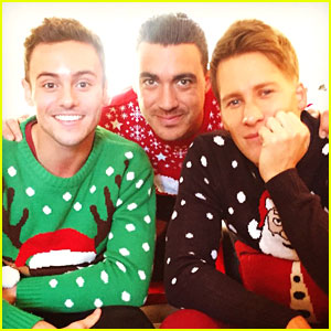 Tom Daley Spends Christmas with His Boyfriend Dustin Lance Black