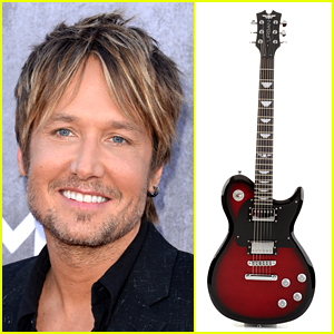 Win Keith Urban's Deluxe Guitar Package from HSN! (Contest)